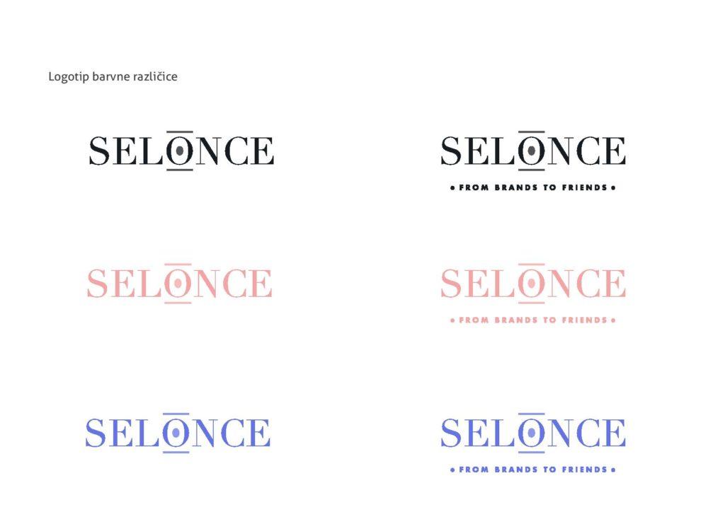 izgradnja blagovne znamke Selonce