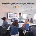 Tečaj za odrasle hiša jezikov